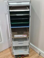 More details for airline trolley cart, aircraft cart drawers and shelves only