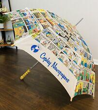 90s Newspaper Comic Strip Umbrella Peanuts Dilbert Family Circus Garfield Copley