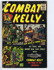 Combat Kelly #42 Atlas 1957