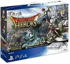 SONY PlayStation4 Dragon Quest Metal Slime Edition HEROES Video Game Used