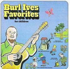 FREE US SHIP. on ANY 3+ CDs! NEW CD Burl Ives: Favorites for Children