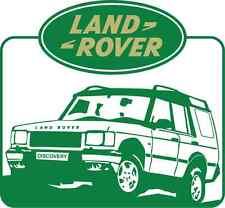 """Land Rover SUV Car Bumper Sticker 5"""" x 5"""""""