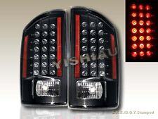 2007 2008 2009 DODGE RAM 1500 2500 3500 LED TAIL LIGHTS