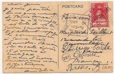 LETTRE,COVER,CURACAO 10 cent.,K.N.S.M.Navire S.S. VENEZUELA;20/6/1935,Ciboure