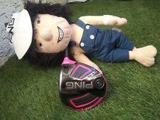 *LIMITED* Ping G Series Bubba Watson 10.5* Driver Stiff Flex Golf Club Pink HC
