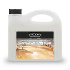WOCA Holzbodenseife Ready-Mixed Fertigmischung *Natur* 2,5 Liter (7,98 €/L)