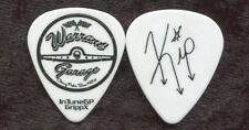 WARRANT 2015 Tour Guitar Pick!!! KIP - tech custom concert stage Pick #1