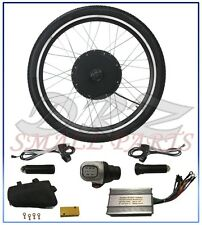 "36V 500W Electric Bicycle Motor Conversion Kit 26"" Ebike Cycling Front Wheel Hub"