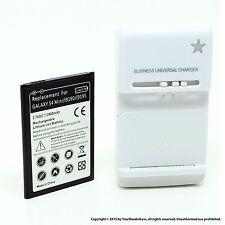 2800mAh Battery for Samsung Galaxy S4 IV Mini i9195 i9190 i9192 B500 Dock