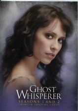 Ghost Whisperer Seasons 1 And 2 Promo Card P1