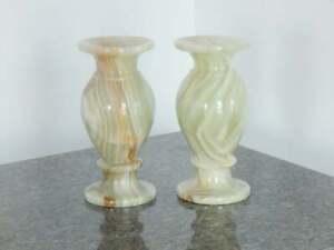 Marble Flower Vase Onyx Flower Vase Flower Pot For Home Decoration, Flower Pot