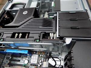 8CORE 3.80GHz HP Z620 V2 DUAL XEON E5 2637 V2 96GB RAM 1TB NEW SSD RADEON WX 4GB