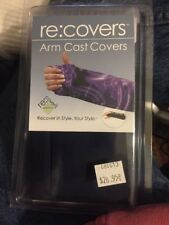 My Recovers Arm Cast Cover Weather Cover in Navy Small See Photos