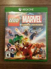 XBOX ONE LEGO MARVEL SUPER HEROES VIDEOJUEGO chicas/chicos PEGI 10+ gran condición
