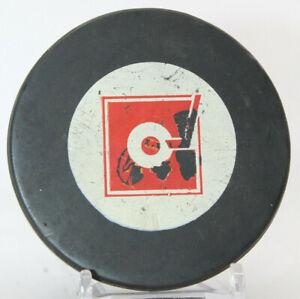Merritt Centennials BCJHL Hockey Puck (QQQ) BC Canada
