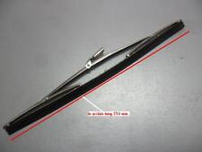 SPAZZOLE TERGICRISTALLO ANT.IN ACCIAIO lung.350 mm. FIAT 643 650 662 EP354