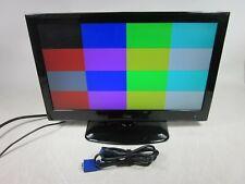 "eTEC 22A88 22"" Widescreen LED HDMI Component VGA TV No Remote or PSU Grade B"