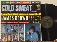 James Brown Cold Sweat VG+ KING MONO BLACK LABEL DG ORIG