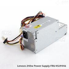 Lenovo 240w Power Supply FRU-45J9446 For Thinkcentre M90P 5536 SFF
