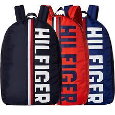 Tommy Hilfiger Knox RipStop Nylon School Shoulder Zipper Book Bag Backpack