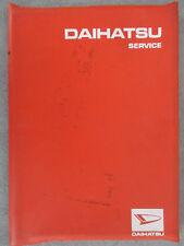 DAIHATSU Bordmappe für Betriebsanleitung / Bedienungsanleitung - Farbe: Rot