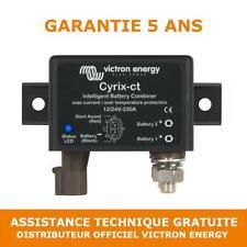 Victron Energy Cyrix-ct Coupleur de Batterie 12/24V 230A CYR010230010R