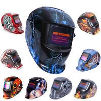 Auto Darkening Solor Welding Mask Welders Helmet Grinding Function Arc Mig Tig