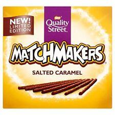SE NICHER qualité Rue salé Caramel Matchmakers chocolat, 130 g