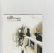 St. Germain-Tourist UK promo cd album