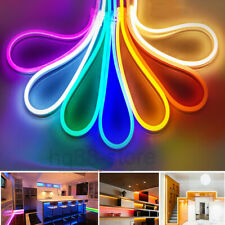 1/3/5m LED Strip Neon Flex Rope Light Waterproof DC 12V Flexible OutdoorLighting