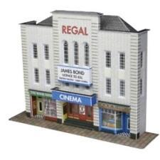 Metcalfe - PN170 - Low Relief Cinema (N Gauge)