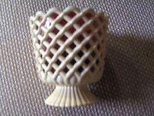 Blumentopf mit Locheinsatz - Kunststoff - für Gestecke