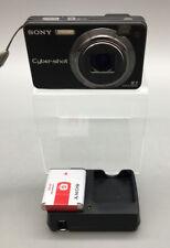 Sony Cyber-Shot W150 8.1MP HD Digital Camera 5x Optical Zoom Bundle - G16
