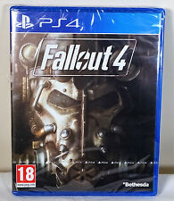 FALLOUT 4 - PS4 - BRAND NEW & SEALED -