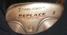 TURBO-POWER REPLACE HYBRID 700 25° HYBRID 5  LADIES RH CLUB leather grip