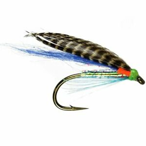 Pearly Medicine Fly - Size 10 - Sea Trout Fly Fishing