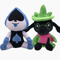 Deltarune Undertale Lancer Ralsei Plush Figure Toy Soft Stuffed Doll Kids Gift