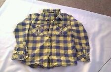 George Checked Long Sleeve Boys' T-Shirts & Tops (2-16 Years)