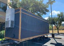 8x28 Mobile Modular Classroom Trailer Grow Construction Office