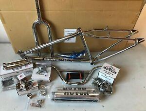 2019 HUTCH BMX XL26 COMPLETE KIT, frame, fork, bars, cranks, pedals, seat, etc