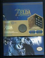 The Legend of Zelda Breath of the Wild Collector Coin & Album ThinkGreek