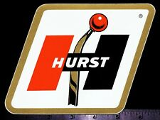 "HURST Shifters - Original Vintage 1960's 70's Racing Decal/Sticker 6.50"" x 4.75"""