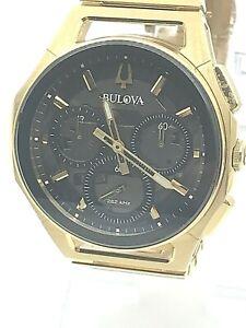 Bulova CURV Men's Chronograph Watch 97A144