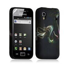 étui coque en gel pour Samsung Galaxy Ace S5830 avec LM14 + Film protecteur