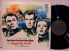 Kings Go Forth OST ELMER BERNSTEIN  Orig 1958 Capitol Mono Sinatra VG+