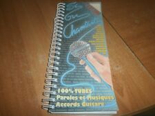 si on chantait l an 2000, 100% tubes, paroles et musiques, accords guitare  (44)