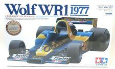 TAMIYA 1/12 Wolf WR1 1977 Model Kit w/Etched parts Walter Wolf WR-1 1 P/N 12044