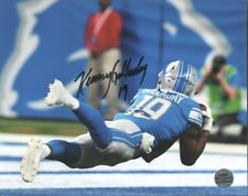 Kenny Golladay Signed 8x10 Photo Detroit Lions ~ Diving ~Golladay Authentic Auto