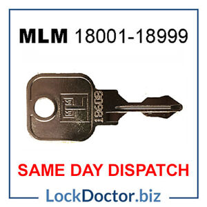MLM Lehmann Keys 18001-18999 GERMANY Cut To Code ***FREE 48HR TRACKED DELIVERY**