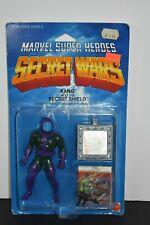 Marvel Super Heroes Secret Wars ~ Kang Figure Sealed ~ 1984 Mattel